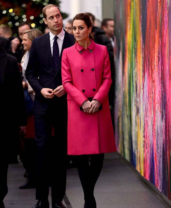 <div class='meta'><div class='origin-logo' data-origin='AP'></div><span class='caption-text' data-credit='AP'>Britain's Prince William, left, and Kate, the Duchess of Cambridge, tour the lobby of One World Trade Center, Tuesday, Dec. 9, 2014 in New York.</span></div>