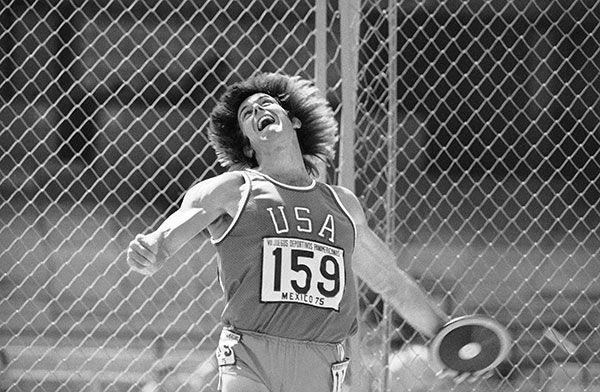 <div class='meta'><div class='origin-logo' data-origin='none'></div><span class='caption-text' data-credit='AP Photo/Lennox McLendon'>Caitlyn Jenner, then known as Bruce, competes in a decathlon event in 1975.</span></div>