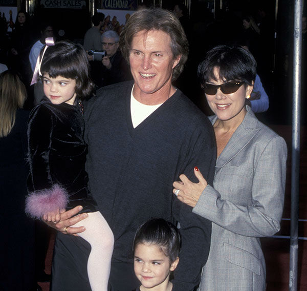 <div class='meta'><div class='origin-logo' data-origin='none'></div><span class='caption-text' data-credit='Getty Photo/Ron Galella, Ltd.'>Jenner attends a movie premiere with then-wife Kris and their two children, Kylie and Kendal, in 2000.</span></div>