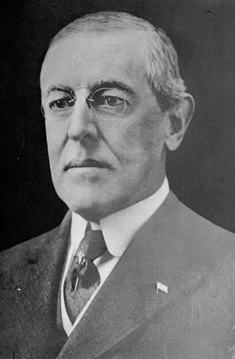 the significance of woodrow wilson in america Woodrow wilson was a watershed president in us history—before him, presidents, at least in public speeches, tried to err on the side of liberty after him, most .