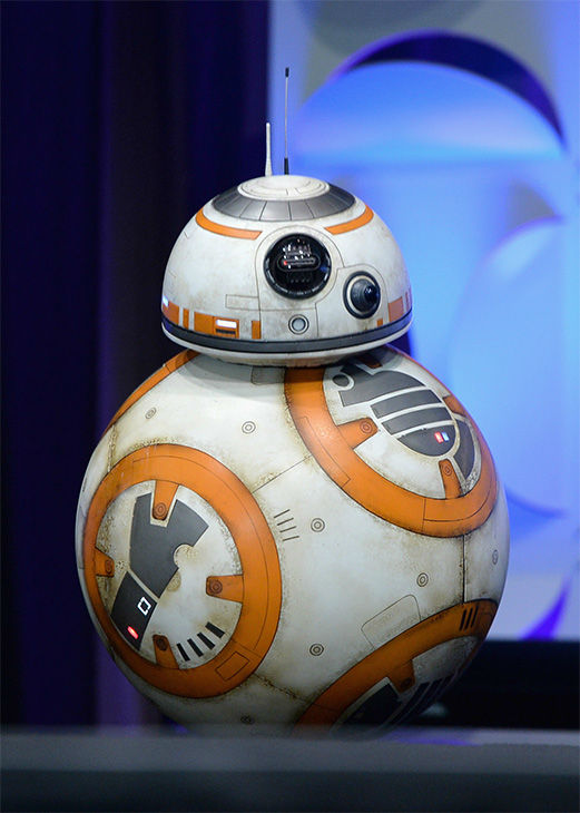 STAR WARS: Adorable BB-8 droid will be a real toy soon ...