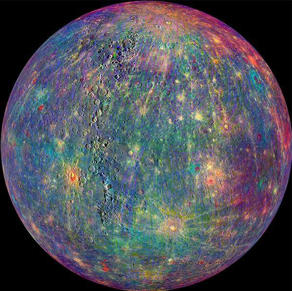 PHOTOS: Amazing photos from ill-fated Mercury probe | abc7.com