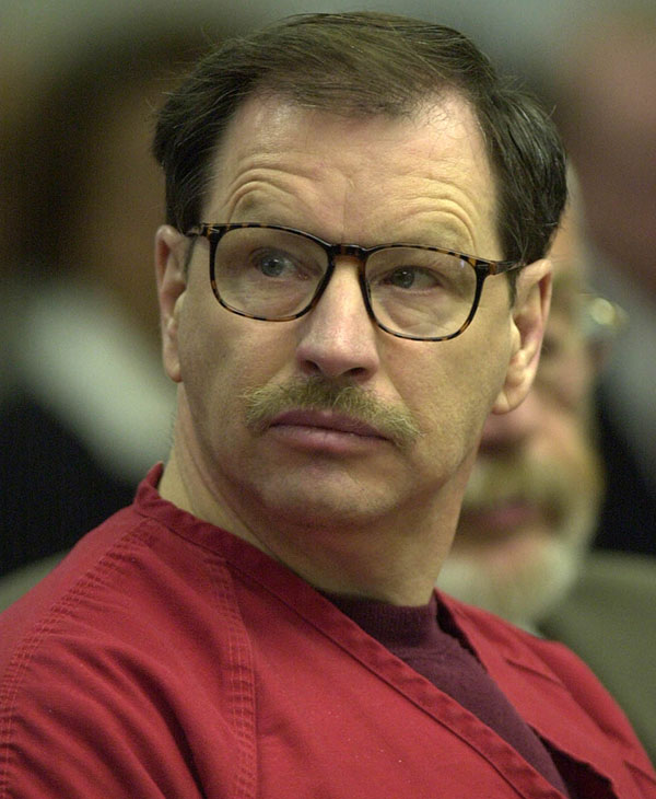 """<div class=""""meta image-caption""""><div class=""""origin-logo origin-image ap""""><span>AP</span></div><span class=""""caption-text"""">Gary Ridgway (The Green River Killer): Pleaded guilty to 48 counts of murder during the 1980s and 90s, although later claimed to as many as 75-80 women. Serving a life sentence.  (AP)</span></div>"""