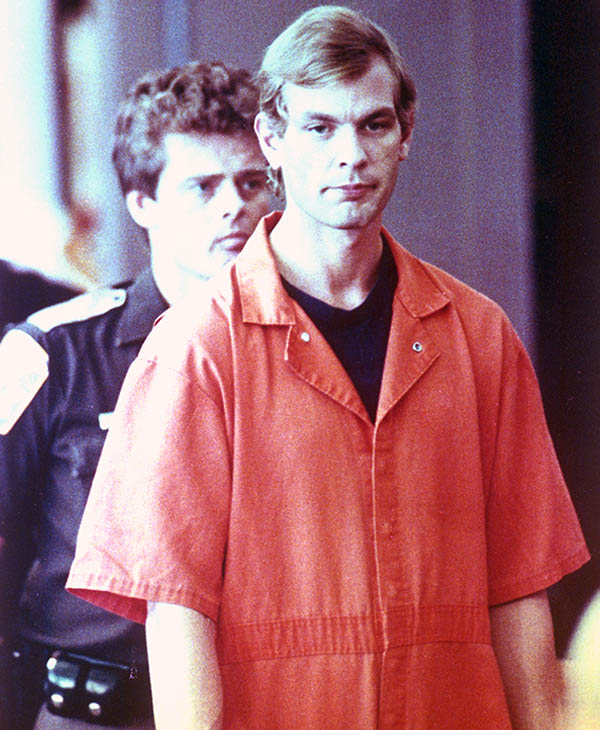 "<div class=""meta image-caption""><div class=""origin-logo origin-image ap""><span>AP</span></div><span class=""caption-text"">Jeffrey Dahmer (The Milwaukee Cannibal): Killed 17 men between 1978 and 1991 as well as committed acts of necrophilia and cannibalism. Murdered by a fellow prison inmate in 1994. (AP)</span></div>"