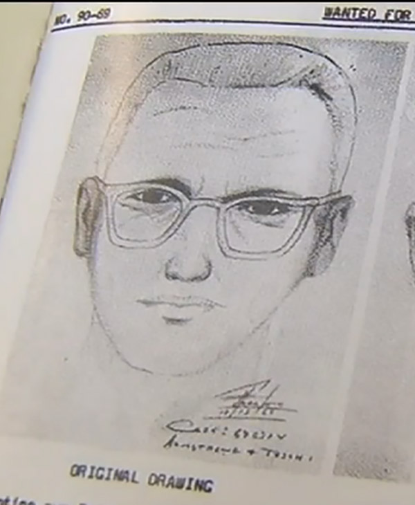 "<div class=""meta image-caption""><div class=""origin-logo origin-image kgo""><span>KGO</span></div><span class=""caption-text"">The Zodiac Killer: Believed to be responsible for at least five murders between 1968 and 1969 around the San Francisco Bay Area. A suspect has never been apprehended.  (KGO)</span></div>"