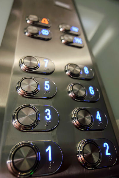 "<div class=""meta image-caption""><div class=""origin-logo origin-image none""><span>none</span></div><span class=""caption-text"">Elevator buttons were found to have 40 times as much bacteria as toilet seats. (Photo/Shutterstock)</span></div>"