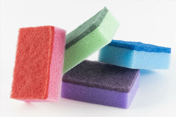 "<div class=""meta image-caption""><div class=""origin-logo origin-image none""><span>none</span></div><span class=""caption-text"">Kitchen sponges have been found to contain over 450 times the bacteria of a toilet seat. (Photo/Shutterstock)</span></div>"