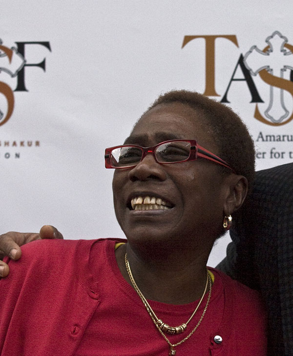 <div class='meta'><div class='origin-logo' data-origin='none'></div><span class='caption-text' data-credit='Ron Harris/AP Photo'>Afeni Shakur, the mother of rap artist Tupac, died May 2, 2016 at age 69.</span></div>