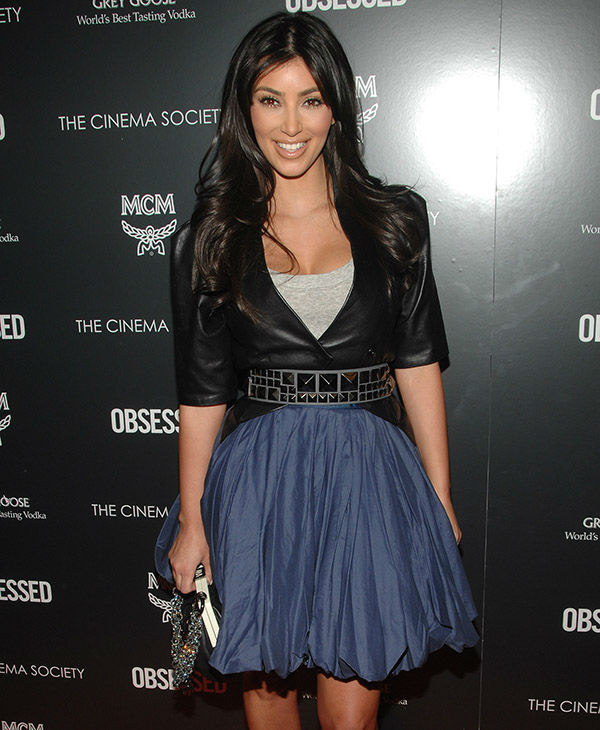 Photos Kim Kardashian 39 S Evolving Style Through The Years
