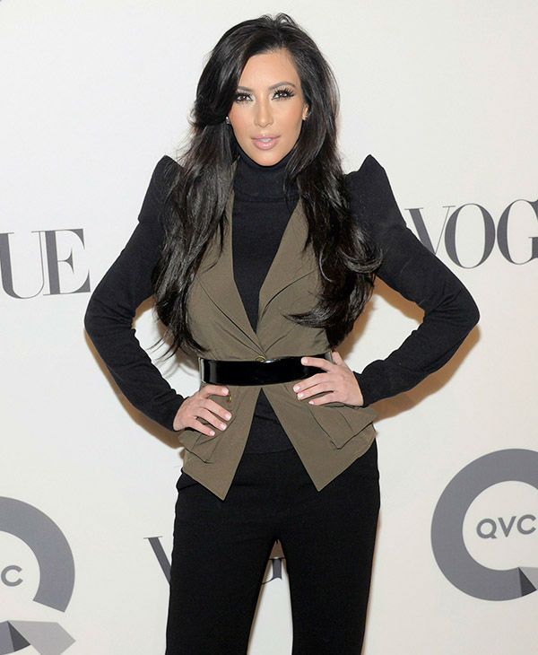 "<div class=""meta image-caption""><div class=""origin-logo origin-image none""><span>none</span></div><span class=""caption-text"">Kim Kardashian attends the QVC 25 To Watch party during Fashion Week on Friday, Feb. 11, 2011 in New York. (AP)</span></div>"