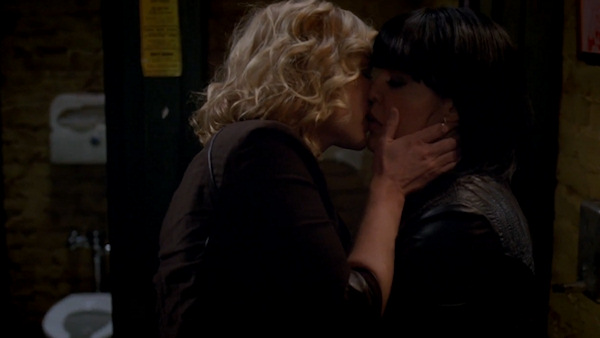 callie and erica relationship