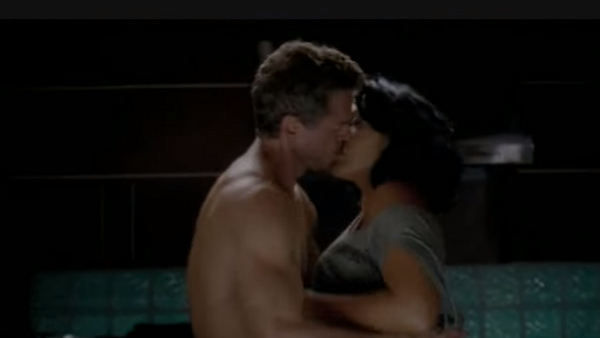 callie and george relationship