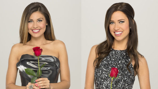Britt Nilsson Left And Kaitlyn Bristowe Right Are Both Looking For Love In Season 11 Of The Bachelorette Men Will Pick One Them To Continue
