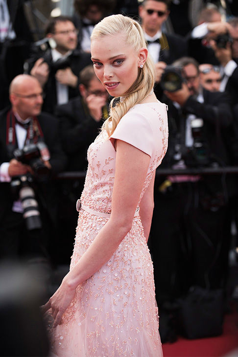 "<div class=""meta image-caption""><div class=""origin-logo origin-image none""><span>none</span></div><span class=""caption-text"">Tanya Dziahileva arrives for the opening ceremony and screening of the film La Tete en Haut (Standing Tall) at the Cannes 68th international film festival in France May 13, 2015. (Photo/AP)</span></div>"