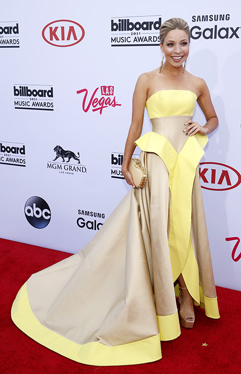 "<div class=""meta image-caption""><div class=""origin-logo origin-image ap""><span>AP</span></div><span class=""caption-text"">Kira Kazantsev arrives at the Billboard Music Awards at the MGM Grand Garden Arena on Sunday, May 17, 2015, in Las Vegas.  (AP)</span></div>"