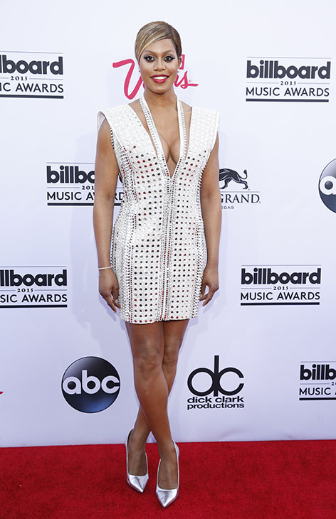 "<div class=""meta image-caption""><div class=""origin-logo origin-image ap""><span>AP</span></div><span class=""caption-text"">Laverne Cox arrives at the Billboard Music Awards at the MGM Grand Garden Arena on Sunday, May 17, 2015, in Las Vegas.  (AP)</span></div>"
