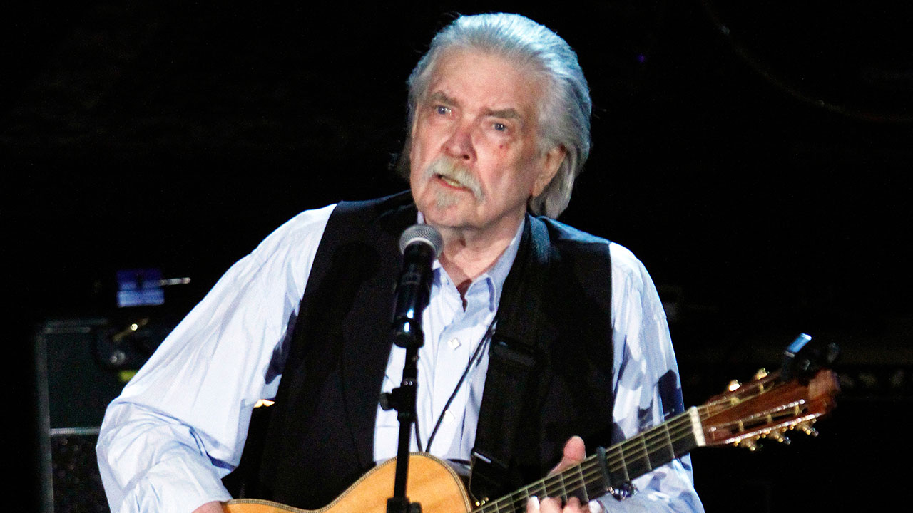 <div class='meta'><div class='origin-logo' data-origin='none'></div><span class='caption-text' data-credit='Wade Payne/Invision/AP, File'>Grammy-winning country singer-songwriter Guy Clark died May 17, 2016 at age 74.</span></div>