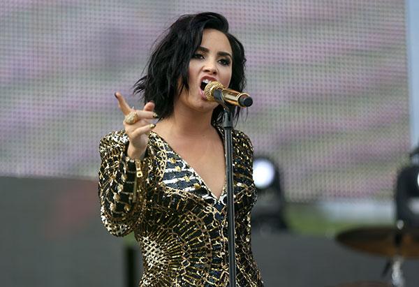 <div class='meta'><div class='origin-logo' data-origin='none'></div><span class='caption-text' data-credit='Rich Fury/Invision/AP'>Demi Lovato will perform.</span></div>