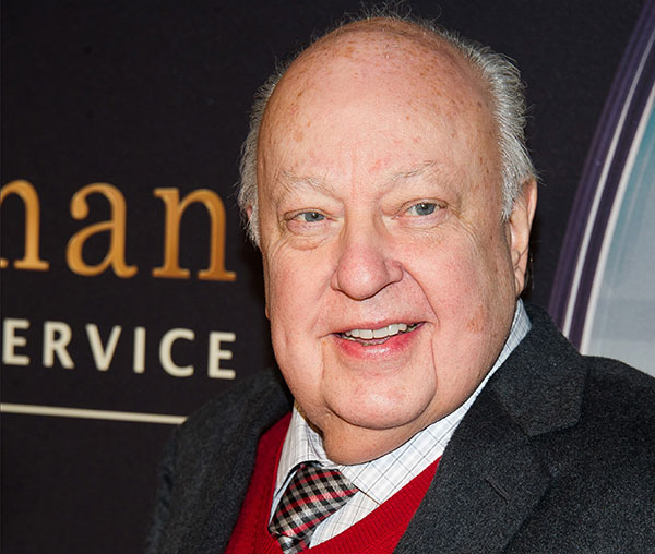 <div class='meta'><div class='origin-logo' data-origin='none'></div><span class='caption-text' data-credit='Charles Sykes/Invision/AP, File'>Roger Ailes, former CEO of Fox News who left amid sexual harassment allegations, has died at age 77.</span></div>