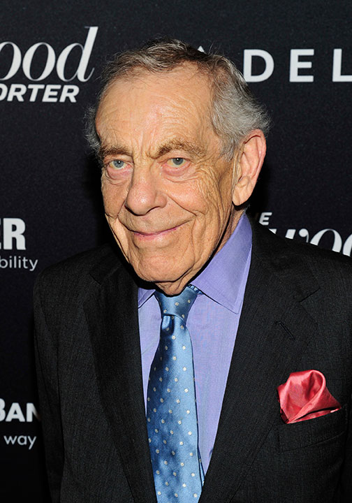 <div class='meta'><div class='origin-logo' data-origin='none'></div><span class='caption-text' data-credit='Charles Sykes/Invision for The Hollywood Reporter/AP Images'>Morley Safer of ''60 Minutes'' has died at age 84, the show confirmed.</span></div>