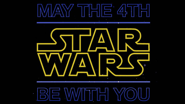 May 4- Star Wars Day:  The perfect day to celebrate your favorite intergalactic tale. May the Fourth be with you! <span class=meta>(KGO)</span>