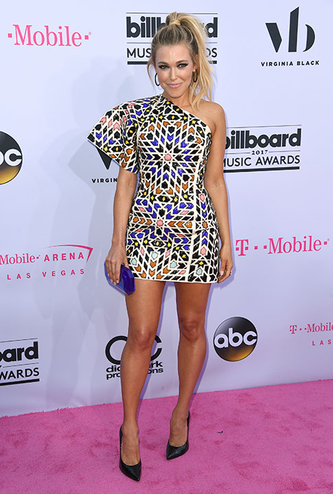 "<div class=""meta image-caption""><div class=""origin-logo origin-image none""><span>none</span></div><span class=""caption-text"">Rachel Platten arrives at the Billboard Music Awards at the T-Mobile Arena on Sunday, May 21, 2017, in Las Vegas. (Richard Shotwell/Invision/AP)</span></div>"