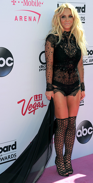 "<div class=""meta image-caption""><div class=""origin-logo origin-image ap""><span>AP</span></div><span class=""caption-text"">Britney Spears arrives at the Billboard Music Awards at the T-Mobile Arena on Sunday, May 22, 2016, in Las Vegas. (Richard Shotwell/Invision/AP)</span></div>"