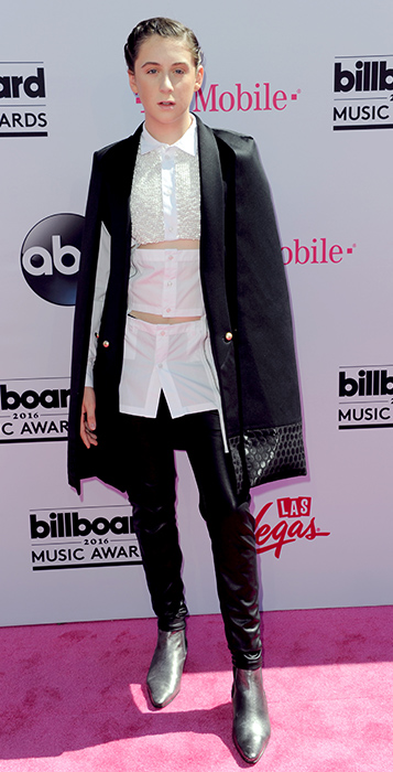 "<div class=""meta image-caption""><div class=""origin-logo origin-image ap""><span>AP</span></div><span class=""caption-text"">Trevor Moran arrives at the Billboard Music Awards at the T-Mobile Arena on Sunday, May 22, 2016, in Las Vegas. (Richard Shotwell/Invision/AP)</span></div>"
