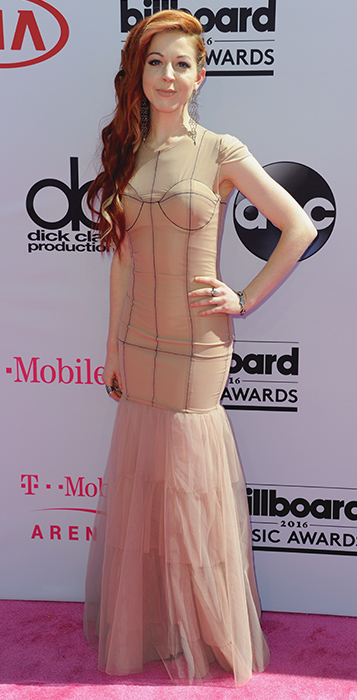 "<div class=""meta image-caption""><div class=""origin-logo origin-image ap""><span>AP</span></div><span class=""caption-text"">Lindsey Stirling arrives at the Billboard Music Awards at the T-Mobile Arena on Sunday, May 22, 2016, in Las Vegas. (Richard Shotwell/Invision/AP)</span></div>"