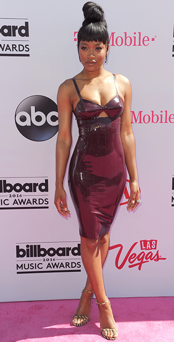 "<div class=""meta image-caption""><div class=""origin-logo origin-image ap""><span>AP</span></div><span class=""caption-text"">Keke Palmer arrives at the Billboard Music Awards at the T-Mobile Arena on Sunday, May 22, 2016, in Las Vegas. (Richard Shotwell/Invision/AP)</span></div>"