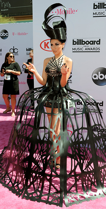 "<div class=""meta image-caption""><div class=""origin-logo origin-image ap""><span>AP</span></div><span class=""caption-text"">Z LaLa arrives at the Billboard Music Awards at the T-Mobile Arena on Sunday, May 22, 2016, in Las Vegas. (Photo by Richard Shotwell/Invision/AP) (Richard Shotwell/Invision/AP)</span></div>"