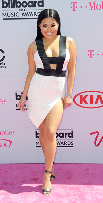 "<div class=""meta image-caption""><div class=""origin-logo origin-image ap""><span>AP</span></div><span class=""caption-text"">XiXi Yang arrives at the Billboard Music Awards at the T-Mobile Arena on Sunday, May 22, 2016, in Las Vegas. (Richard Shotwell/Invision/AP)</span></div>"