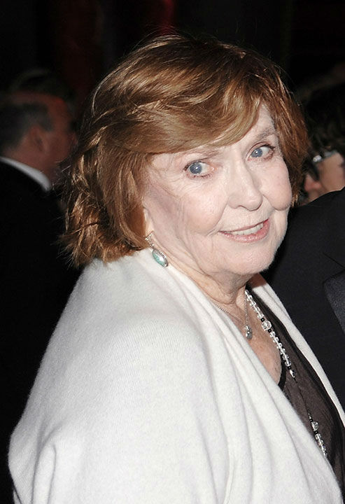 <div class='meta'><div class='origin-logo' data-origin='none'></div><span class='caption-text' data-credit='Photo/Evan Agostini'>Actress and comedian Anne Meara, best known for her comic work with husband Jerry Stiller, died May 23. She was 85.</span></div>