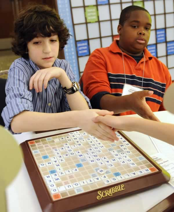"<div class=""meta ""><span class=""caption-text "">April 14- National Scrabble Day:  If you love playing the world's favorite board game, pledge to yourself that you'll play Scrabble on this day. (AP Images)</span></div>"