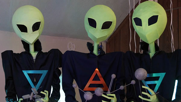 March 20- Alien Abduction Day:   Many individuals who claim to have been abducted by aliens have enjoyed their experience. They will be the ones celebrating today.  <span class=meta>(AP Photo&#47;Rick Bowmer)</span>