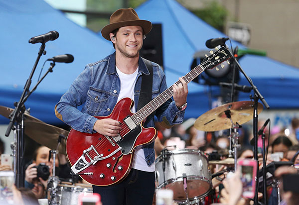 <div class='meta'><div class='origin-logo' data-origin='none'></div><span class='caption-text' data-credit='Donald Traill/Invision/AP, File'>Niall Horan will join Ariana Grande at a charity concert called &#34;One Love Manchester&#34; in Manchester, England, Sunday, June 4, 2017.</span></div>