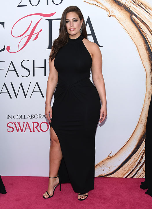 "<div class=""meta image-caption""><div class=""origin-logo origin-image kabc""><span>kabc</span></div><span class=""caption-text"">Ashley Graham arrives at the CFDA Fashion Awards on Monday, June 6, 2016, in New York. (Evan Agostini/Invision/AP)</span></div>"