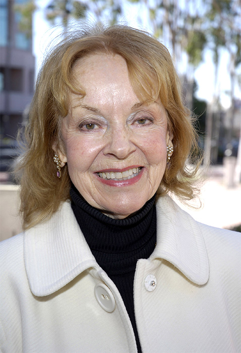 <div class='meta'><div class='origin-logo' data-origin='none'></div><span class='caption-text' data-credit='John Heller/WireImage/Getty'>Janet Waldo, best known as the voice of Judy Jetson on the hit cartoon show &#34;The Jetsons,&#34; died Sunday, June 12, 2016. She was 96.</span></div>