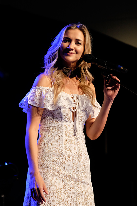 "<div class=""meta image-caption""><div class=""origin-logo origin-image none""><span>none</span></div><span class=""caption-text"">Ruthie Collins performs at Durango Music Spot at Fan Fair X on Saturday, June 11 at the 2016 CMA Music Festival in downtown Nashville. (J Scott Whigham/CMA)</span></div>"