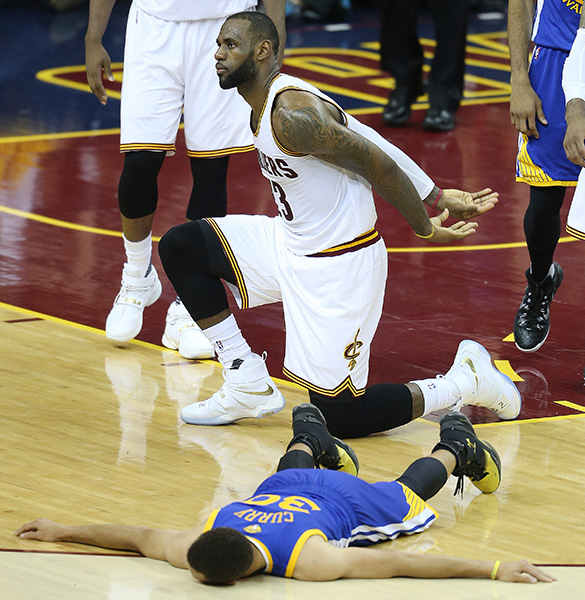 Are You Ready For Game 7 Of The 2016 NBA Finals