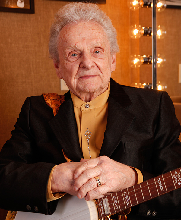 <div class='meta'><div class='origin-logo' data-origin='none'></div><span class='caption-text' data-credit='Ed Rode/AP'>American bluegrass artist Ralph Stanley, among of the first six artists inducted into the International Bluegrass Music Hall of Fame, passed away June 23, 2016. He was 89.</span></div>
