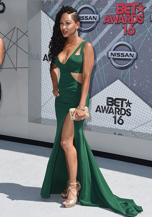 "<div class=""meta image-caption""><div class=""origin-logo origin-image none""><span>none</span></div><span class=""caption-text"">Meagan Good arrives at the BET Awards on Sunday in Los Angeles. (Jordan Strauss/Invision/AP)</span></div>"