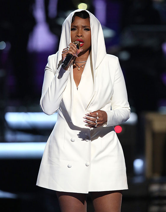 "<div class=""meta image-caption""><div class=""origin-logo origin-image none""><span>none</span></div><span class=""caption-text"">Jennifer Hudson performs a tribute to Prince at the BET Awards on Sunday in Los Angeles. (Matt Sayles/Invision/AP)</span></div>"