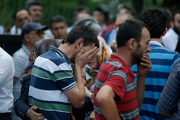"<div class=""meta image-caption""><div class=""origin-logo origin-image none""><span>none</span></div><span class=""caption-text"">Family members of victims cry outside the Forensic Medical Center in Istanbul, Wednesday, June 29, 2016. (Emrah Gurel/AP Photo)</span></div>"