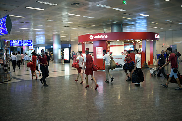"<div class=""meta image-caption""><div class=""origin-logo origin-image none""><span>none</span></div><span class=""caption-text"">Passengers arrive at an entrance of Ataturk Airport in Istanbul, Wednesday, June 29, 2016. (AP Photo)</span></div>"