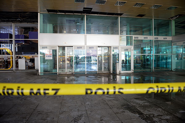 "<div class=""meta image-caption""><div class=""origin-logo origin-image none""><span>none</span></div><span class=""caption-text"">A sealed off entrance of Istanbul's Ataturk airport, Wednesday, June 29, 2016. (AP Photo)</span></div>"