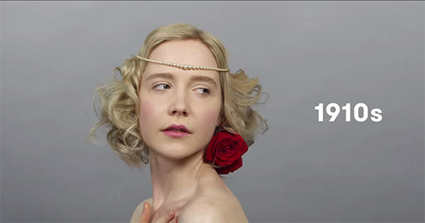 Watch 100 Years Of Beauty In Russia In One-minute Time