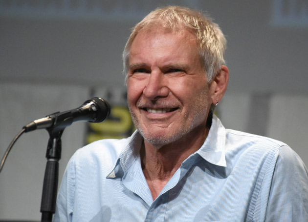 "<div class=""meta image-caption""><div class=""origin-logo origin-image none""><span>none</span></div><span class=""caption-text"">Harrison Ford attends Lucasfilm's ""Star Wars: The Force Awakens"" panel on day 2 of Comic-Con International on Friday, July 10, 2015, in San Diego, Calif.  (Photo by Richard Shotwell/Invision/AP)</span></div>"