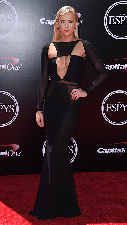 "<div class=""meta image-caption""><div class=""origin-logo origin-image ap""><span>AP</span></div><span class=""caption-text"">WWE wrestler Danielle Moinet arrives at the ESPY Awards at the Microsoft Theater on Wednesday, July 13, 2016, in Los Angeles. (Jordan Strauss/Invision/AP)</span></div>"