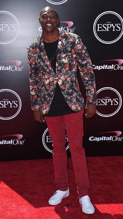 "<div class=""meta image-caption""><div class=""origin-logo origin-image ap""><span>AP</span></div><span class=""caption-text"">Former NFL player Terrell Owens arrives at the ESPY Awards at the Microsoft Theater on Wednesday, July 13, 2016, in Los Angeles. (Jordan Strauss/Invision/AP)</span></div>"